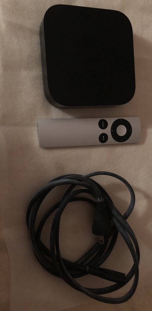 Used, Apple TV con telecomando for sale  Vimodrone