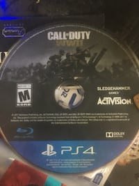 PS4 game   Fremont, 94538