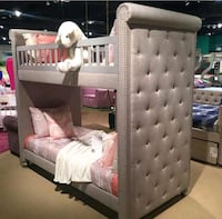Twin Bunk Bed frame $39 DOWN  Las Vegas, 89109