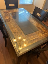 Dining Room table and buffet table Charlotte, 28269
