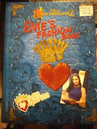 Evie's Fashion Book Victoria