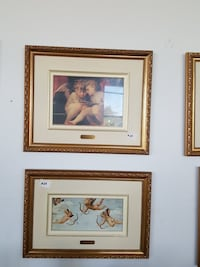 two assorted Cherub artworks Mascouche, J7K