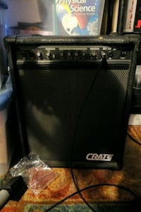 Crate bass / electric drum amp Jacksonville, 32259