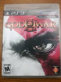 God of War 3 PS3 Washington