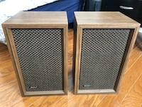 Vintage Sony SS210 speakers Philadelphia, 19123