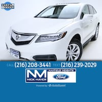 2018 Acura RDX w/Technology Pkg Mayfield Heights, 44124
