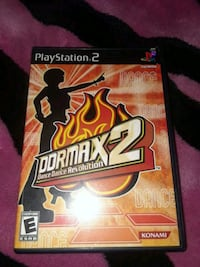 DDRMAX2 PS2 GAME Los Angeles, 90004