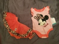 NewBorn Disney Outfit  Central, 70739