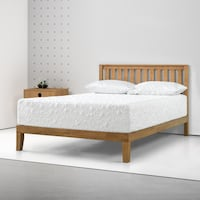 "New Full  12"" Theratouch Memory Foam Mattress Charlotte"