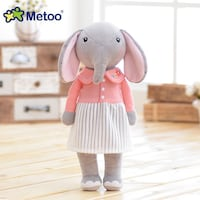 Metoo elephant dolls brand new