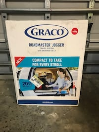Brand NEW graco jogging stroller and car seat - price is FIRM Garner, 27603