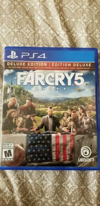 Far Cry 5 Deluxe Edition  Edmonton, T5H 4G1
