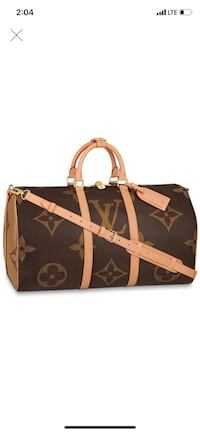Louis Vuitton keepall bandouliere  Vaughan, L4L 9A8