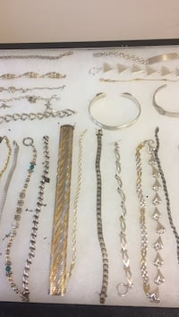 silver-colored and gold-colored jewelries Roanoke, 24012