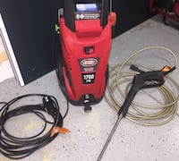 Power Washer 1700 PSI with 3 nozzles San Ramon