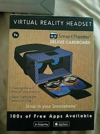 Virtual reality headset Las Vegas, 89108
