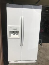 Kenmore White side-by-side refrigerator  North Las Vegas, 89032