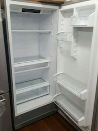 Stainless Steel single-door refrigerator Brampton, L6W 1Z4