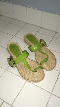 Juicy Couture sandals women's size 7.5 Discovery Bay, 94505
