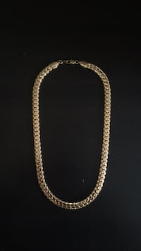 18K Gold Plated Cuban Link Chain Oakville, L6M