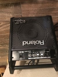 black and gray Crate guitar amplifier Commerce City, 80640