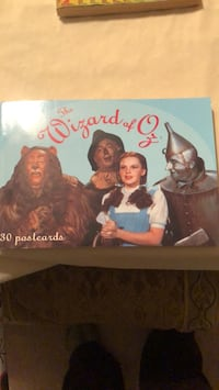 Wizard of Oz postcards 30 of them