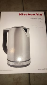 KitchenAid Electric Kettle 7 cups Kent, 98031