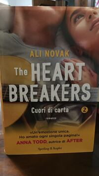 The Heart Breakers di Ali Novak book