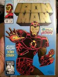 Iron man 30th Anniversary Issue