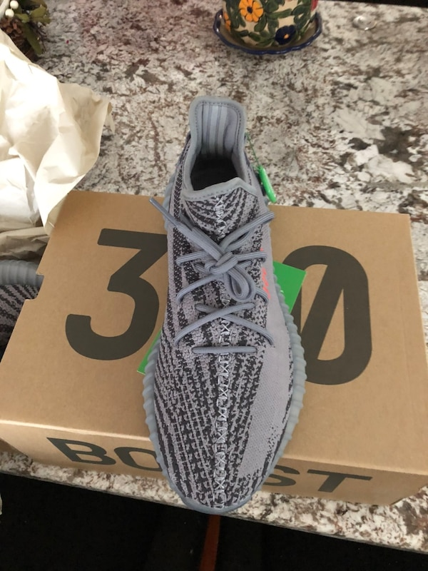 147a7da0 1/5. 1/5. Sold. Tap to see more pictures. Swipe to see more info. Yeezy  boost beluga 2.0 dead stock confirmed by stockx size 13