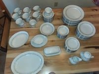 Noritake Trilby China - 13 Place Settings & Extras Johnstown, 15904