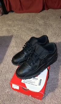 Black Nike Air Max Fredericksburg, 22405