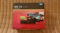 WD TV Live Streaming Media Player WDBGXT0000NBK