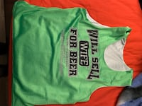 Sell wife for beer tank top  Toronto
