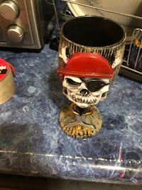 Pirates of the Caribbean cup