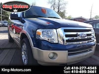 Ford Expedition EL 2009 Baltimore, 21207