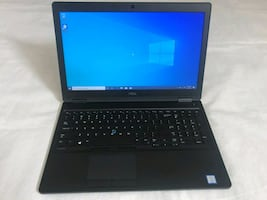 6TH GENERATION CORE I5 DELL LAPTOP WITH BACKLIT KEYBOARD