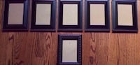 BRAND NEW 4 X 6 PICTURE FRAMES!!! Tinley Park