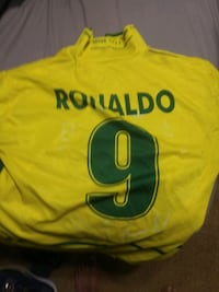 Ronaldo jersey official Brazil from 99