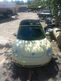 Volkswagen - The Beetle - 2006 Rio Rancho, 87124