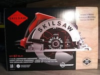 SKILSAW 7-1/4-in 15-Amp Corded Circular Saw - New in Box Loveland