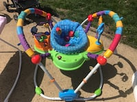 Baby's multicolored jumperoo Falls Church, 22043