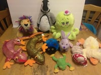 Stuffed animals lot Virginia Beach, 23464