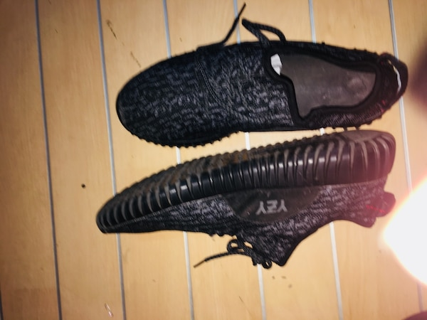 f5121849023 Used yeezy boost 350 pirate black v1 for sale in Oslo - letgo