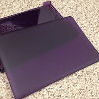 purple plastic case Rockville, 20853