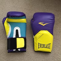 Everlast Boxing Gloves (new) Clifton, 20124