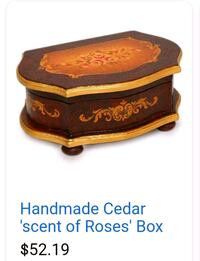 Antique Jewelry box $24.00 each Clearwater, 33756