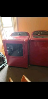 Washer and dryer Large  Haverhill, 01830