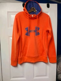 $30$ Orange Under Armour Sweater (Size Small) Ajax, L1T 3N7