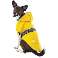 Reversible Dog Raincoat Silver Spring, 20910